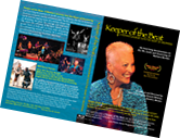 Order Keeper of the Beat DVD and Blu-ray Disc